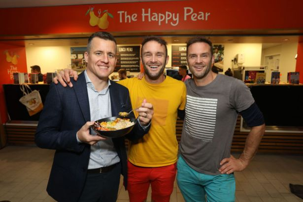 Compass Group Ireland Announces New Partnership With The Happy Pear