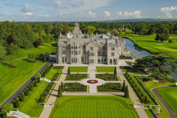 Two Irish Hotels Included On Condé Nast Traveler's 2020 Gold List