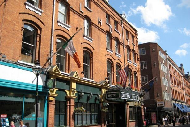 Permission Being Sought To Extensively Reconfigure Dublin's Central Hotel