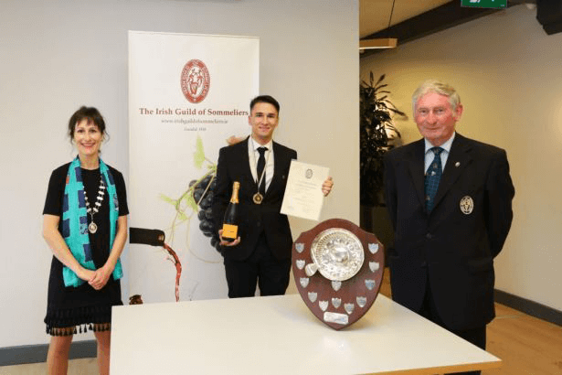 Daniel Stojcic Named Ireland's Best Sommelier By Irish Guild Of Sommeliers