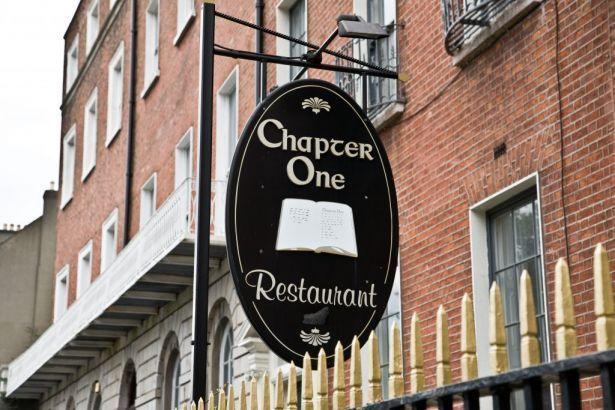 Dublin Restaurant Chapter One Renamed Chapter One By Mickael Viljanen
