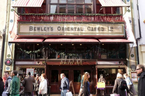 New Accounts For Bewley's Café Ltd Reveal The Bewley's Café On Dublin's Grafton Street Experienced An 85% Decrease In Pre-Tax Losses In 2019