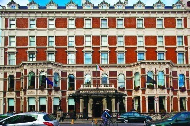 Value Of Dublin's Shelbourne Hotel Decreases